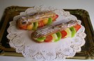 eclairs aux fruits 3